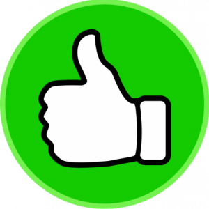 Thumbs-Up-Circle